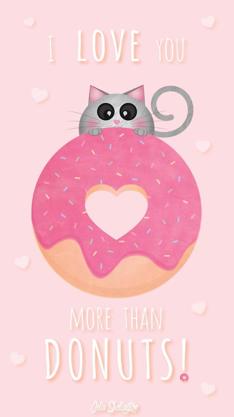 Valentine S Day Wallpapers Wallpapers Bonitos Imagens Fofas Papel De Parede Do Telefone
