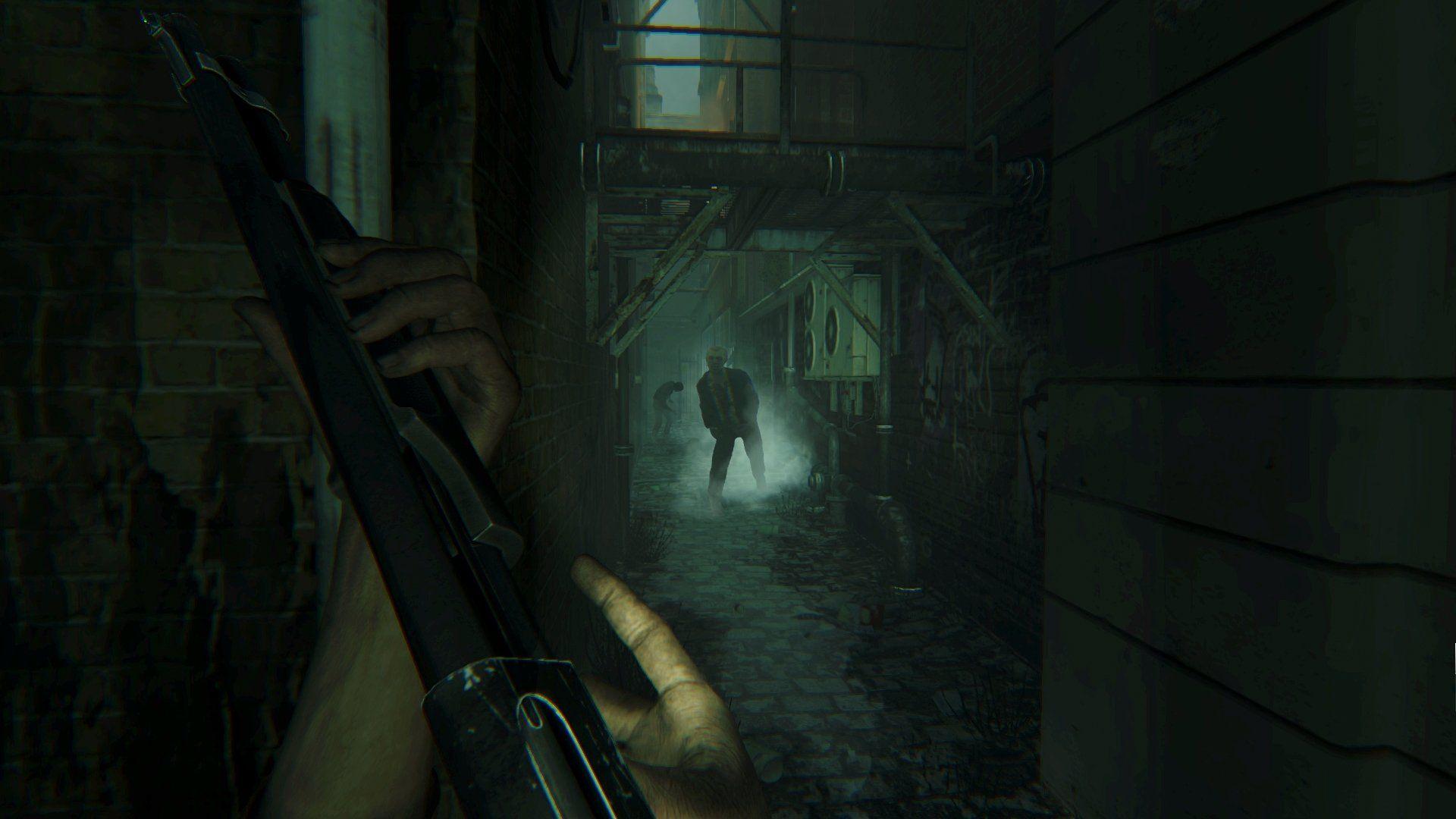 ZOMBI ZombiS Zombies SurvivalHorror PlayStation4