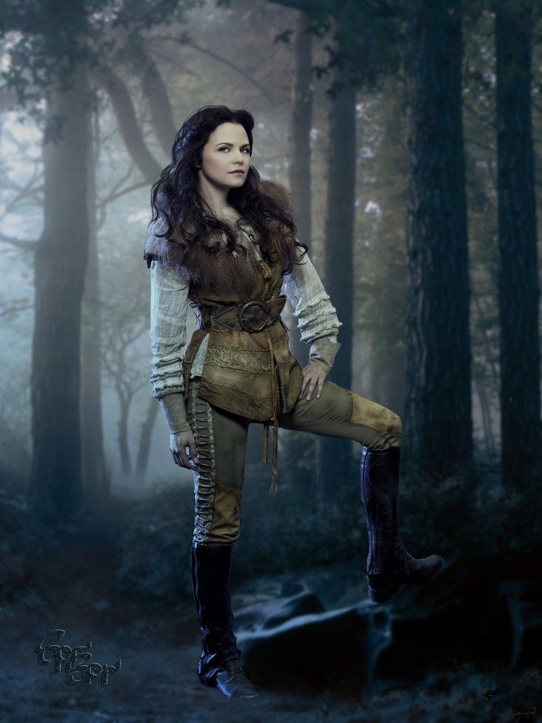 Snow White ~ Once upon a Time by SPRSPRsDigitalArt on ...