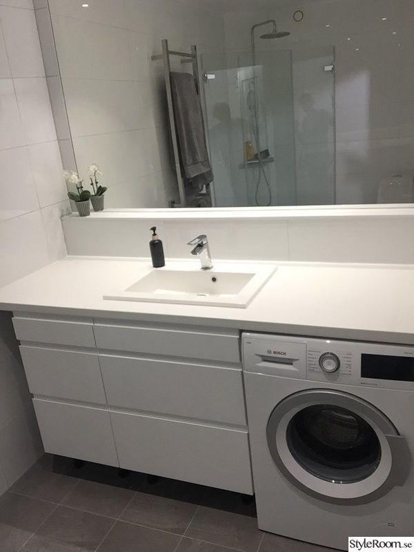 badezimmer ideen waschmaschine handtuchhalter renovierung waschmaschine nach der