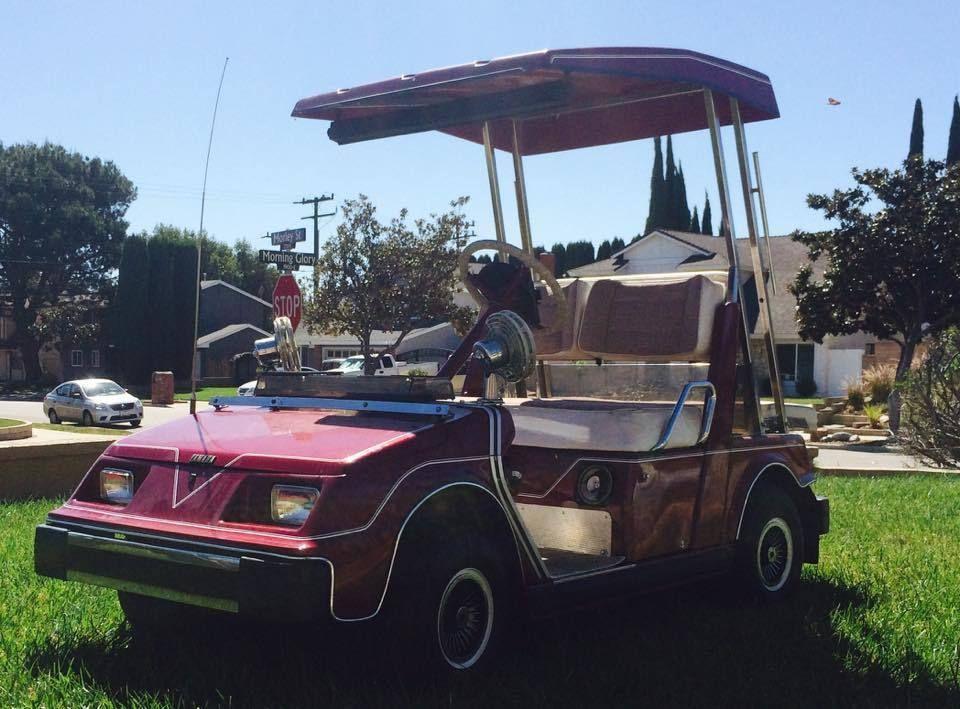 Vintage 1986 Yamaha G2 E Golf Cart G2e Golf Carts Golf Vintage Golf