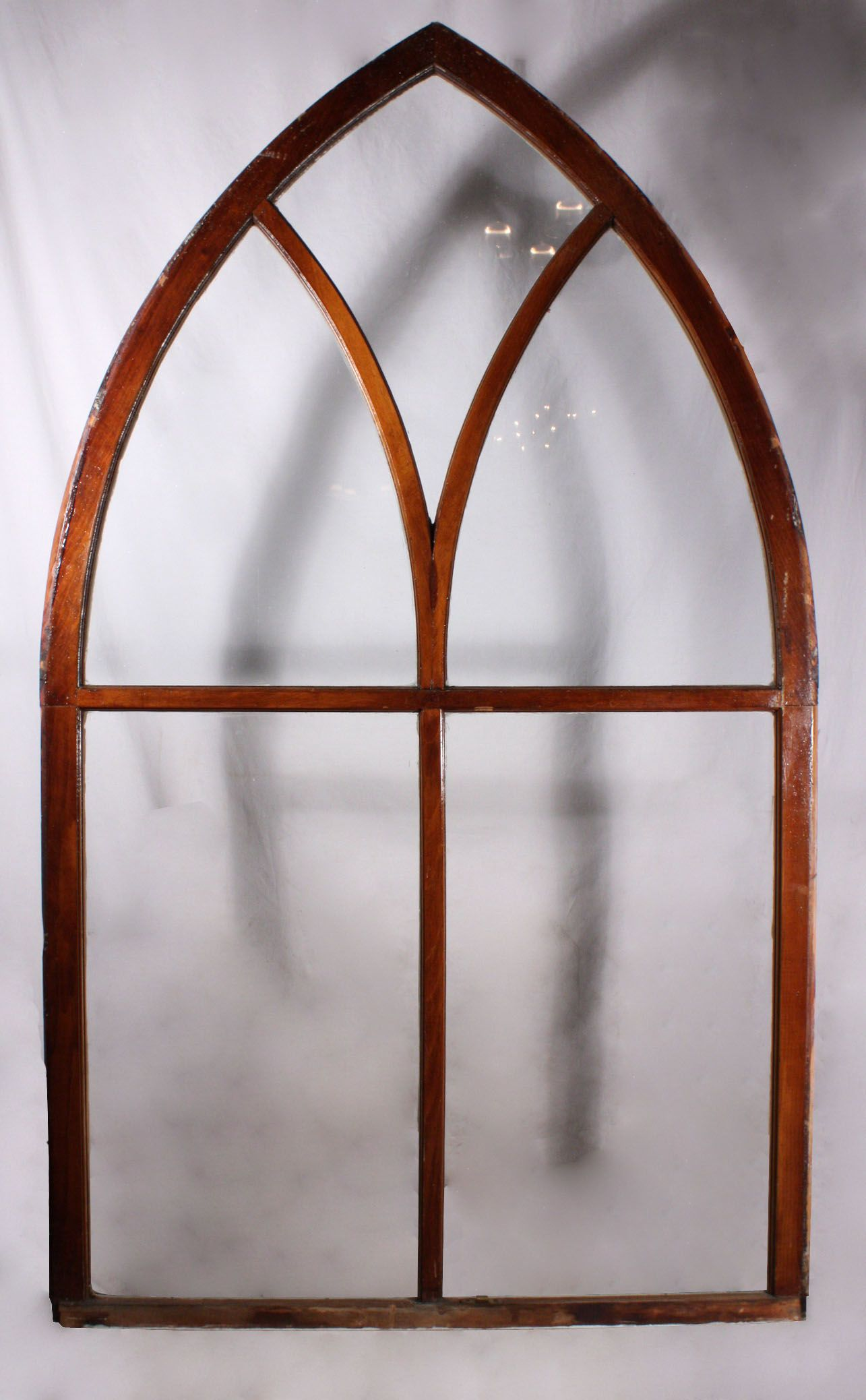Wonderful Antique Gothic Arched Window, Early 1900\'s -- NW6 For ...