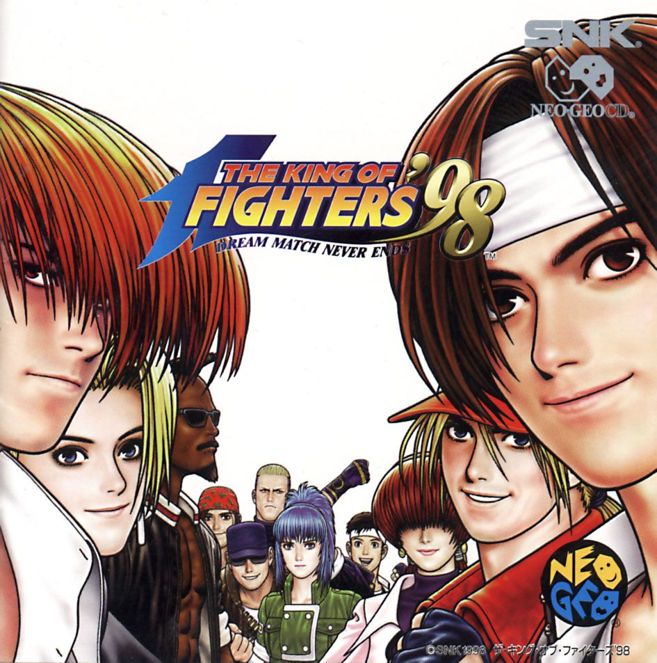 the king of fighters 98 森気楼 pinterest king of fighters