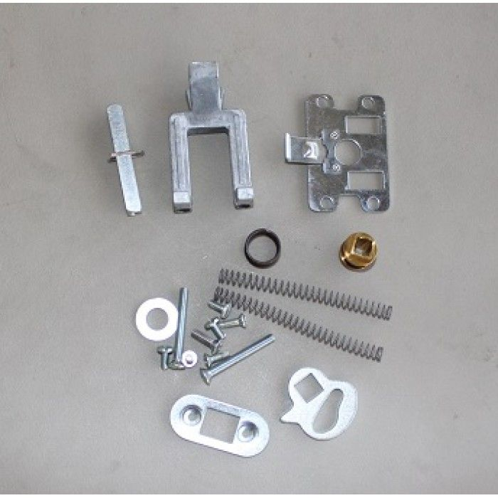Bargman L-100 door lock rebuild kit - available from Airstream