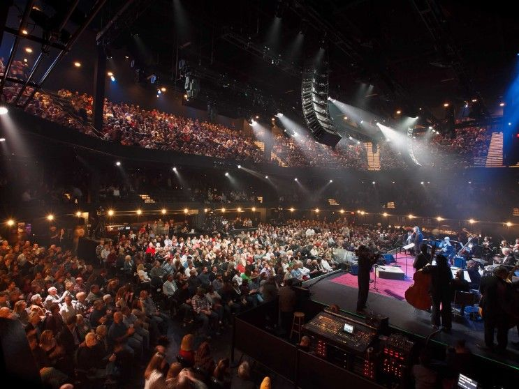 Austin City Limits Live at the Moody Theatre is a state-of ...