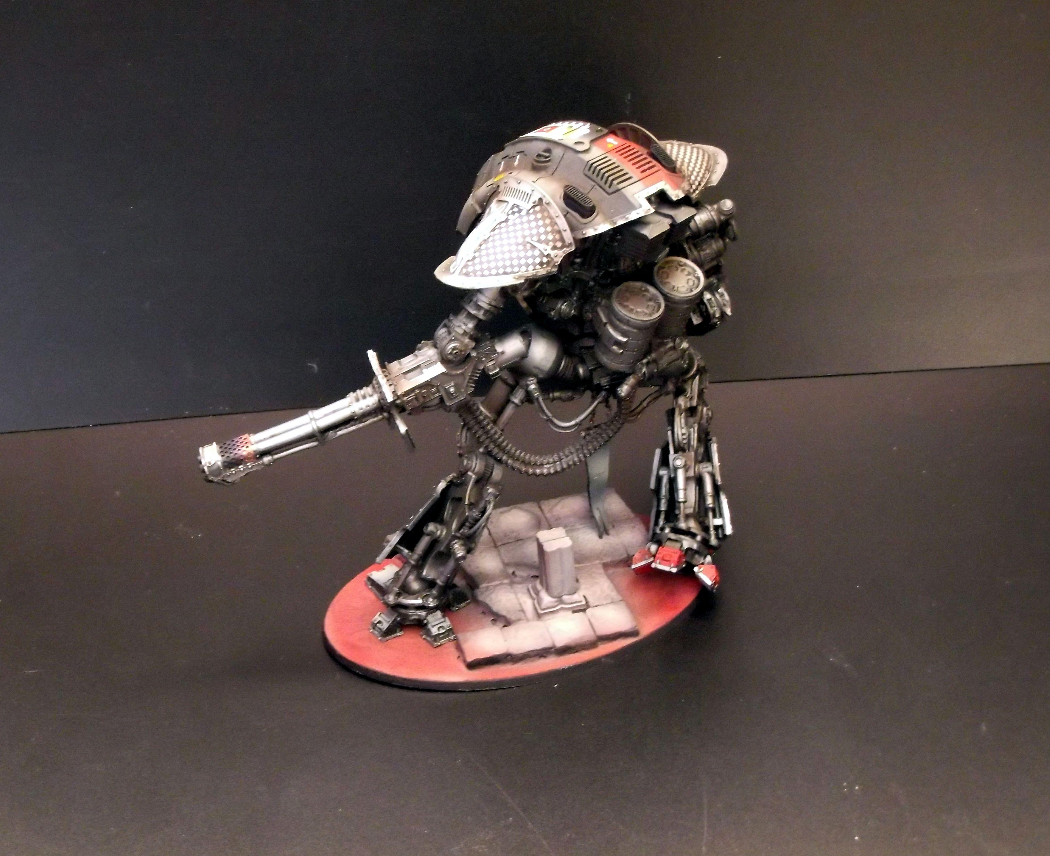 Adeptus Mechanicus - Knight Acheron