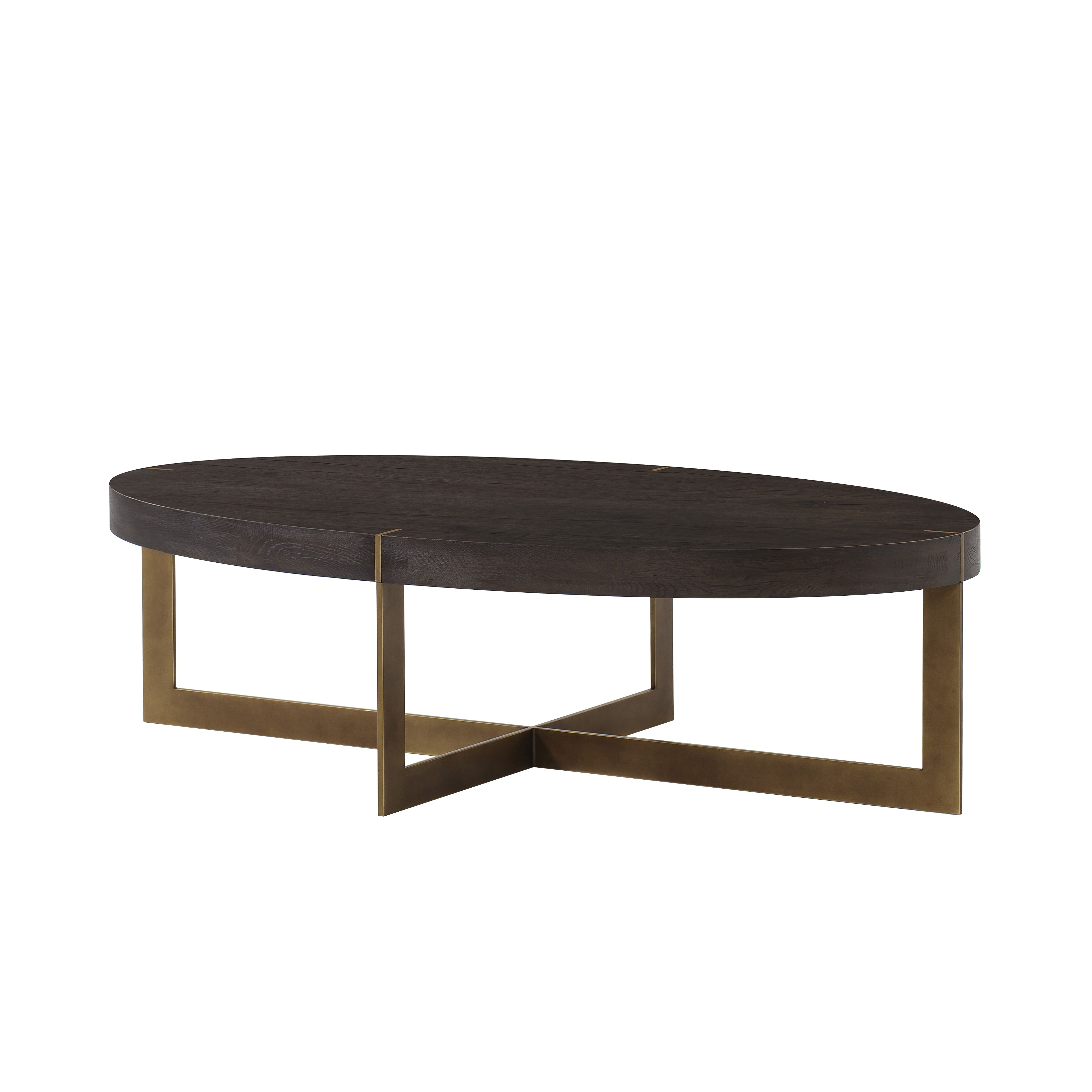 Bryan Coffee Table Oval In 2019 Table Oval Coffee