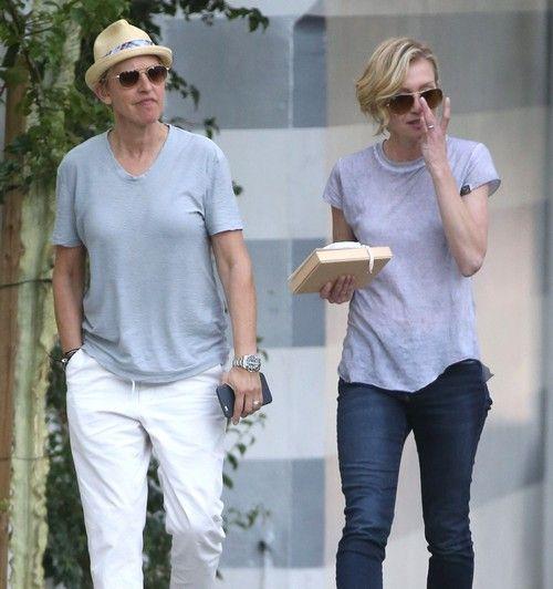 Portia De Rossi Plastic Surgery: Ellen DeGeneres Separation: Portia De Rossi Living Apart