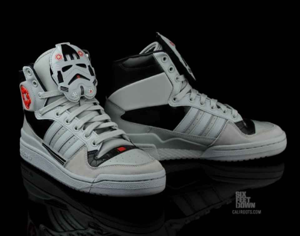 Star Wars x adidas Originals Eldorado Hi Imperial AT AT