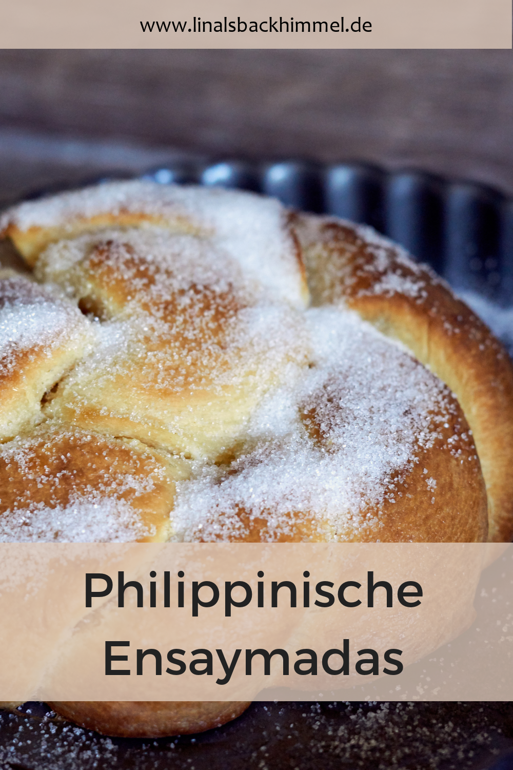 Photo of Philippinische Ensaymadas – linalsbackhimmel.de