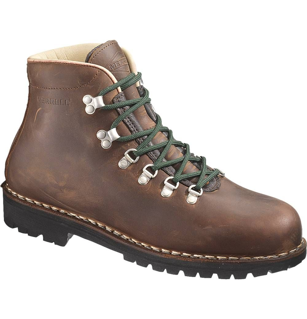 Merrell Wilderness Boot Good looking, old school hiking boot