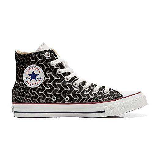 Converse All Star Hi Customized personalisierte Schuhe (Handwerk Schuhe) Pirelly