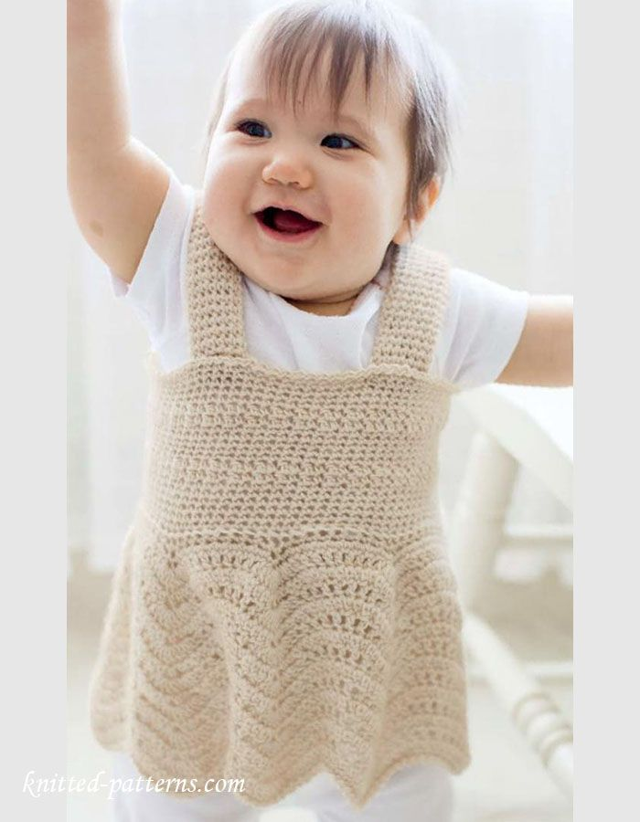 Jumper Top crochet pattern free | Crochet baby | Pinterest