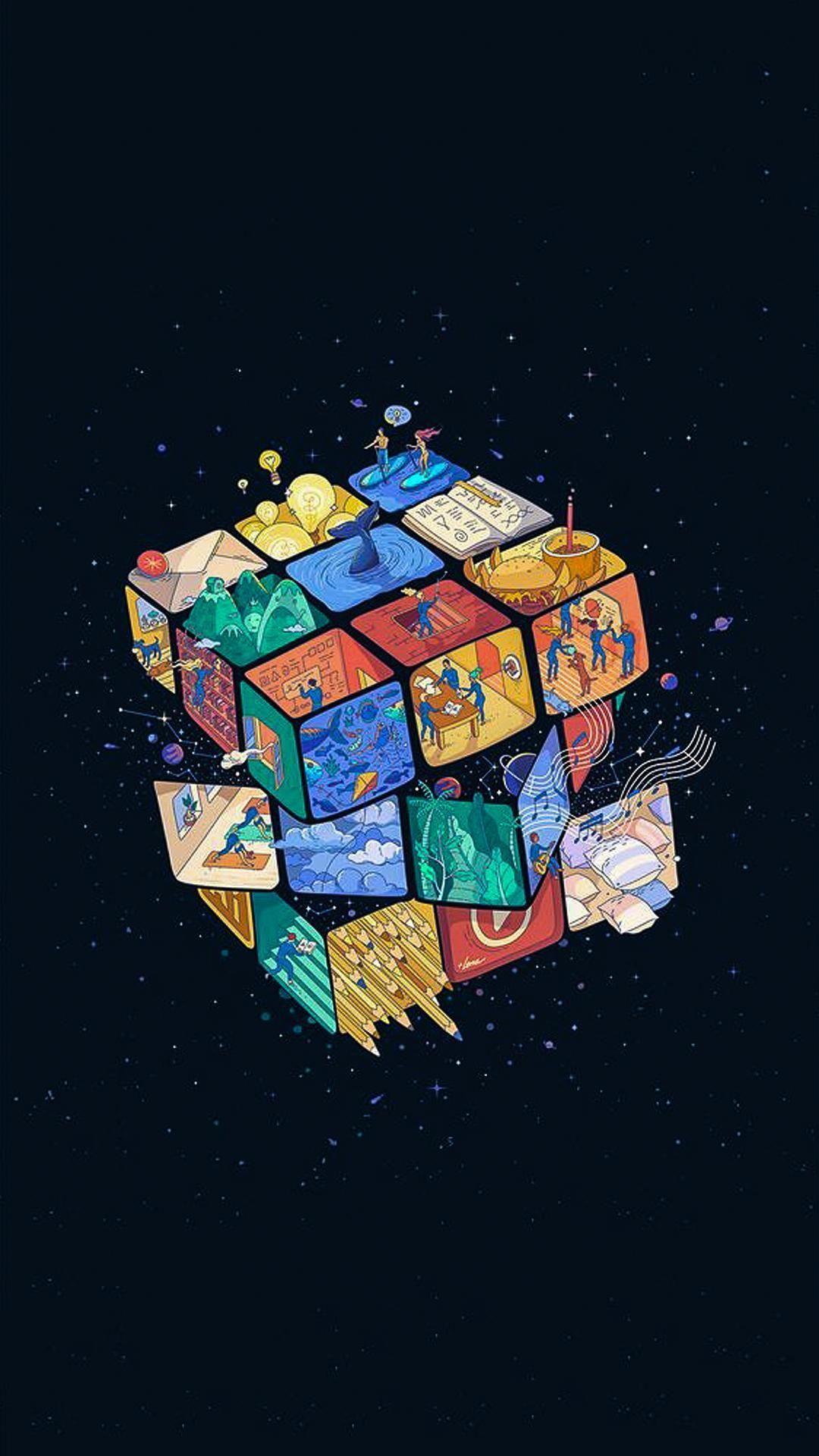 Naruto Minimalist Wallpaper Iphone 6 Best Of Cube Custom
