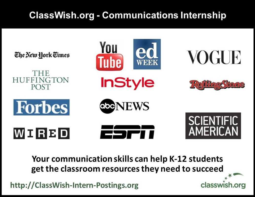 Looking for a great Communications and PR Internship? http