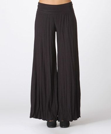 Palazzo pants... awesome! Loved these, so I ordered them From #zulily