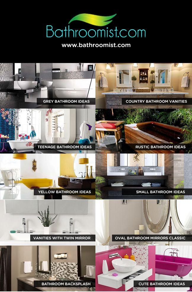 Bathrooms Decor · Found On Http://bathroomist.com/creating And Designing