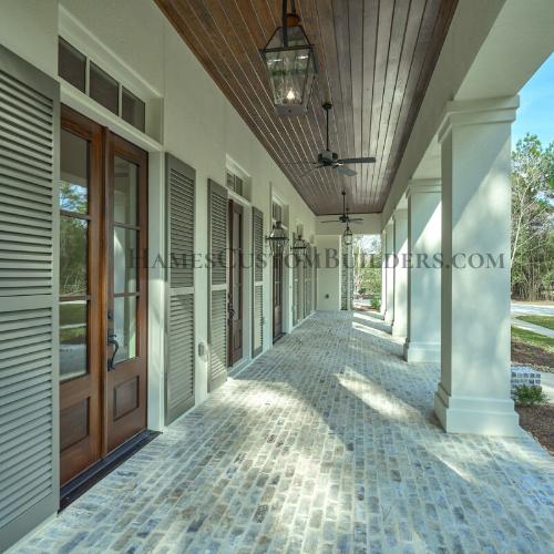 Custom Home By Hames Builders In