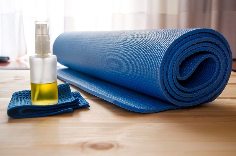 The Best Ways To Clean Your Yoga Mat YOGA PRACTICE