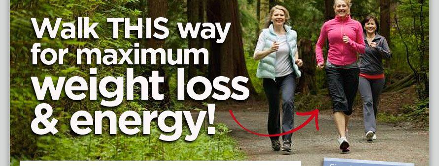 Power Walking Panosundaki Pin