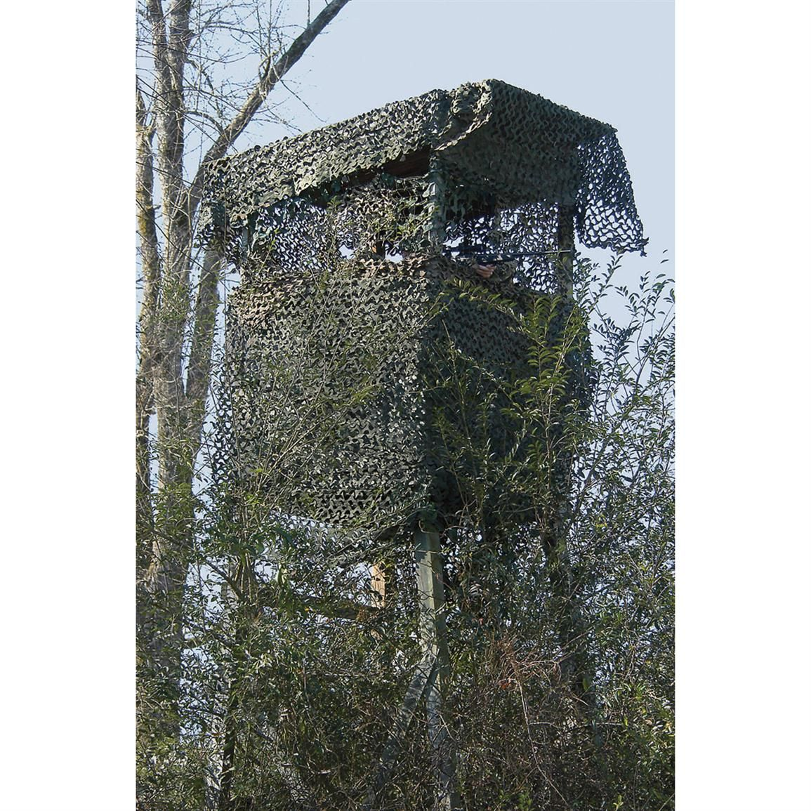 Camosystems Blind Netting Tree Stand Accessories Ground