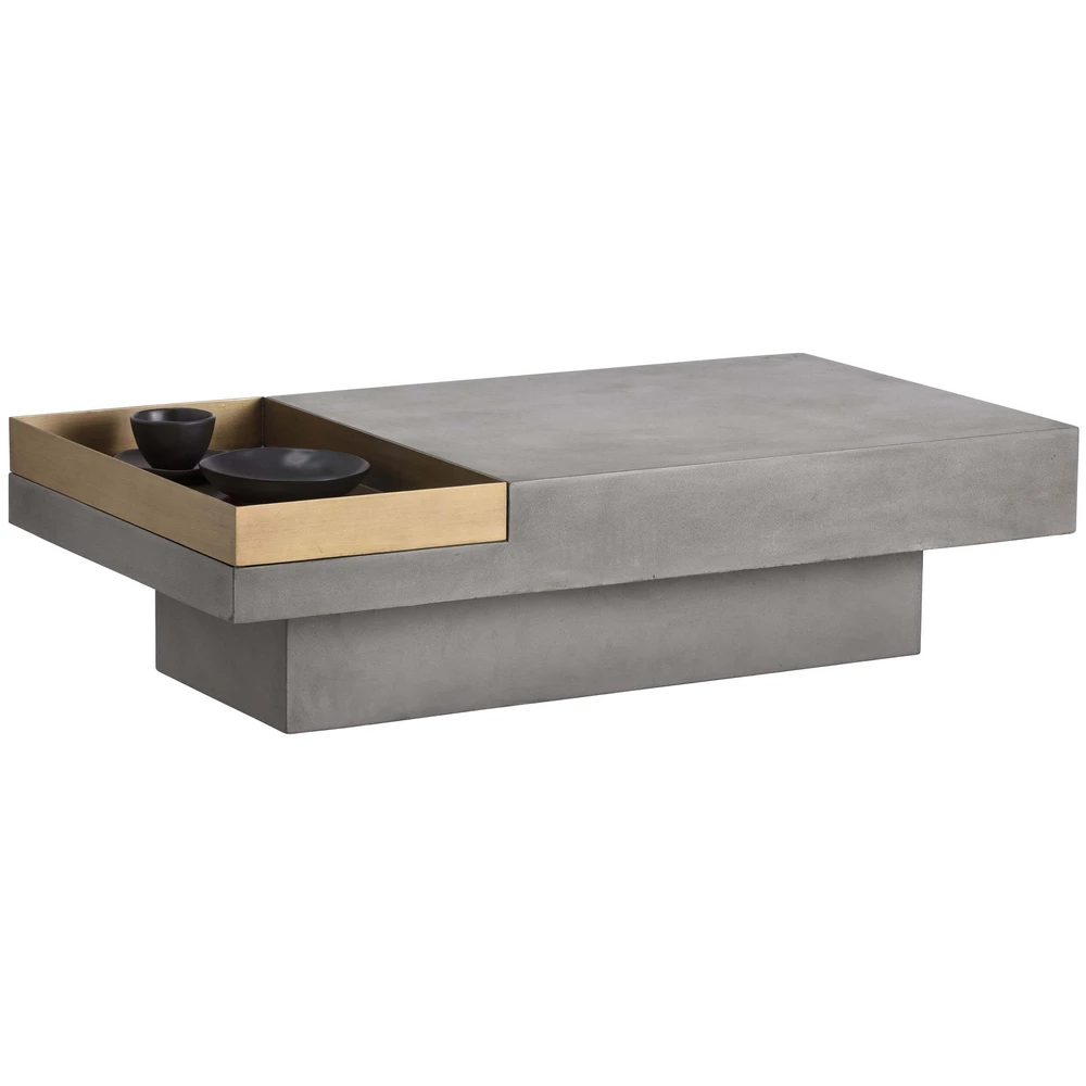 Quill Rectangular Coffee Table Grey In 2020 Coffee Table Inspiration Cool Coffee Tables Coffee Table Grey