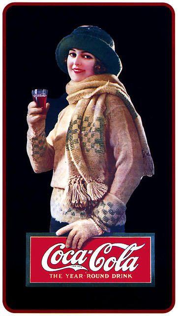 Vintage Poster Coca Cola
