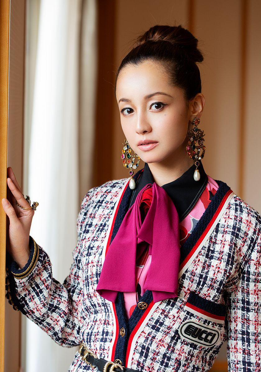 エリカ 俳優 x 沢尻