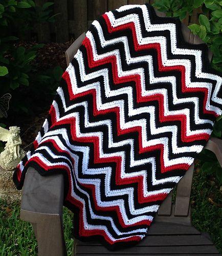 Georgia Bulldogs Baby Blanket