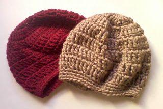 Creaciones Verde Mar  Boinas a crochet  73d42e31d13