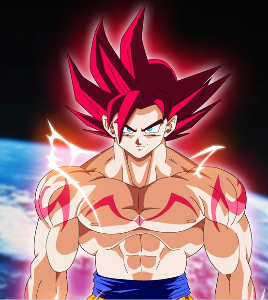 god best form power level is more than 1 billion