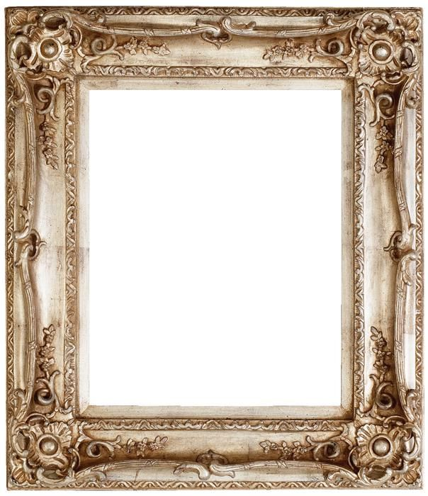 Miranda Country French Silver Frame Home
