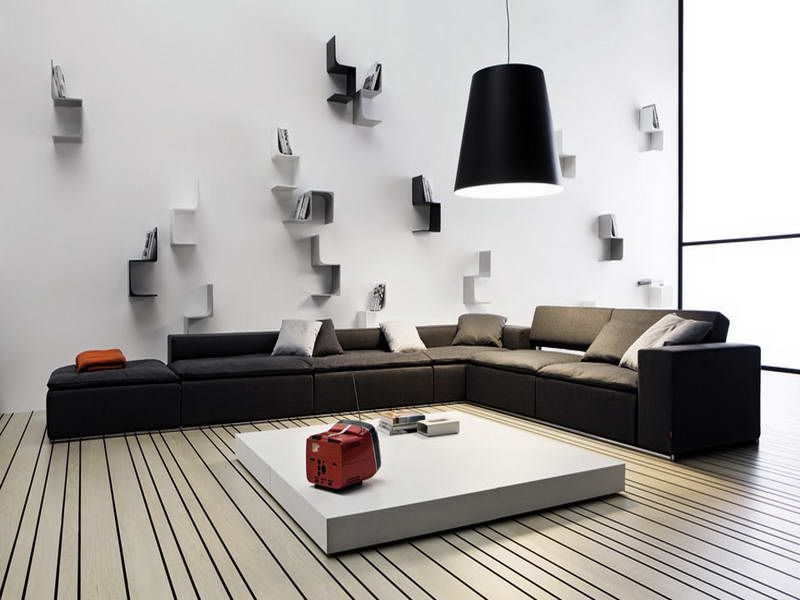 Stunning Modern Wall Décor Ideas for Any Kinds of Room: Awesome ...