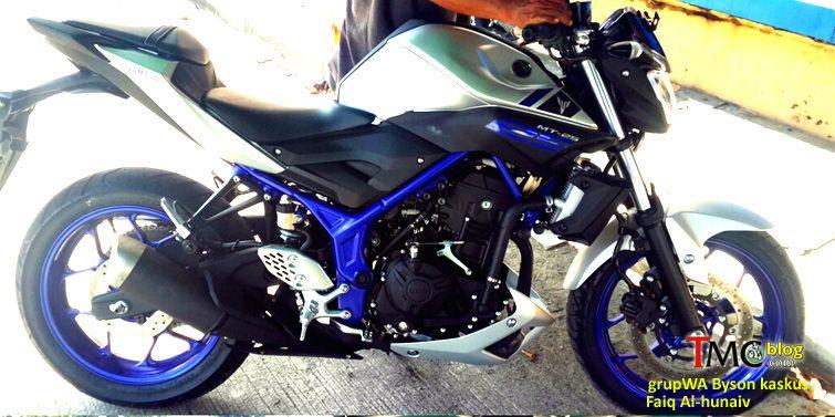Gamblang Bro Ini Foto Full Yamaha Mt25 Keren Banget Pokoke D