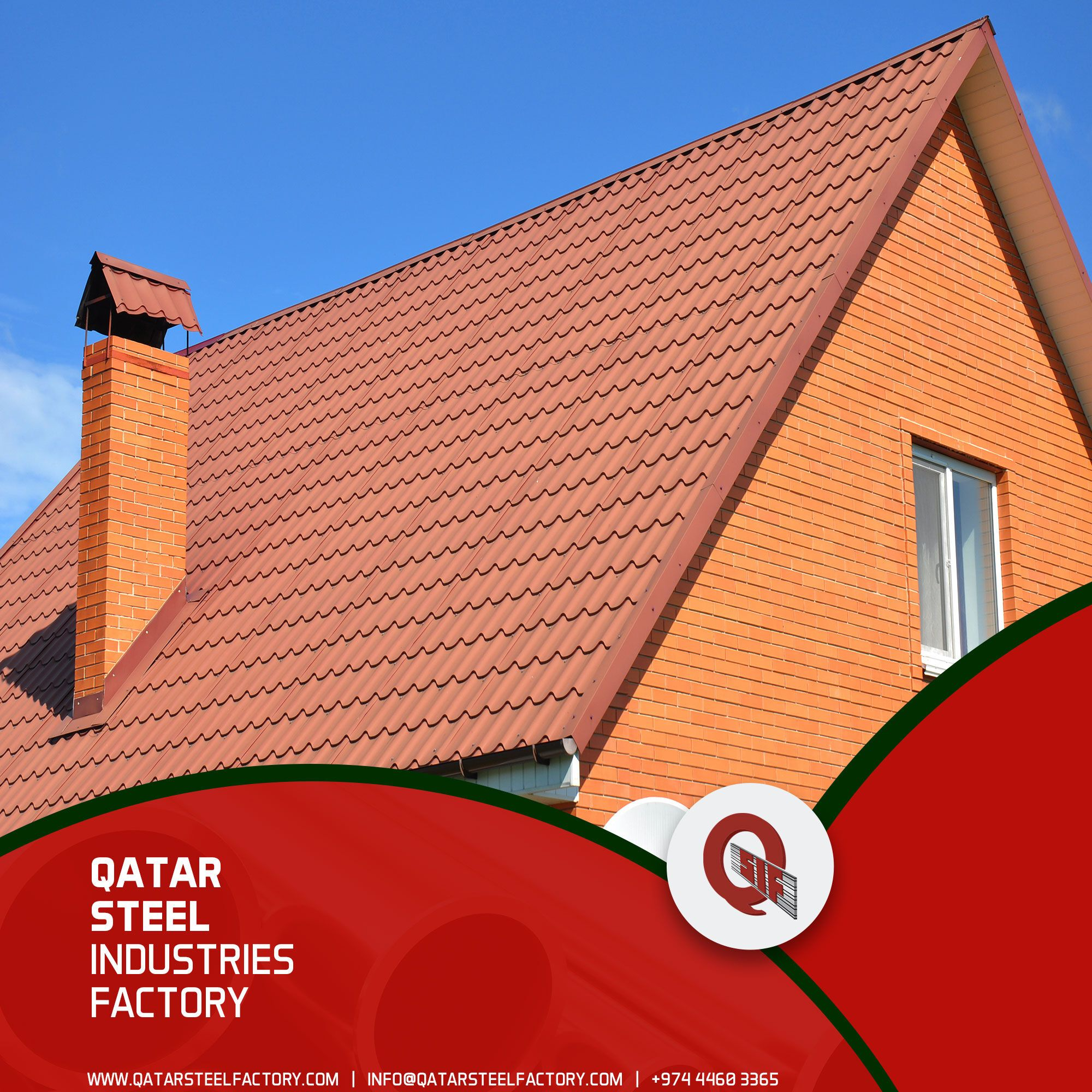 Roofing Tiles Or Roofing Tile Panels You Can Buy Whatever Size Or Type Of Steel You Need Quickly And Easily C In 2020 Roof Panels Galvanized Roofing Types Of Steel
