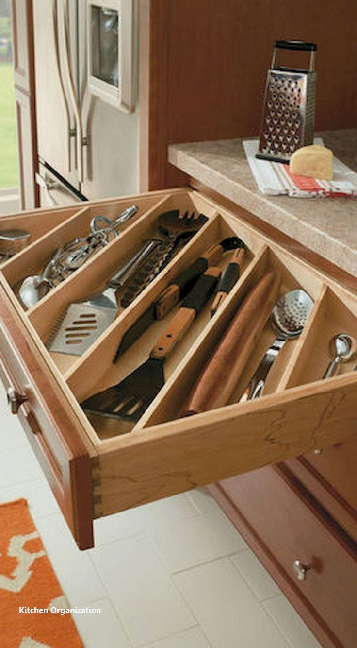 15 Creative Diy Storage And Organization Ideas For Small Kitchens