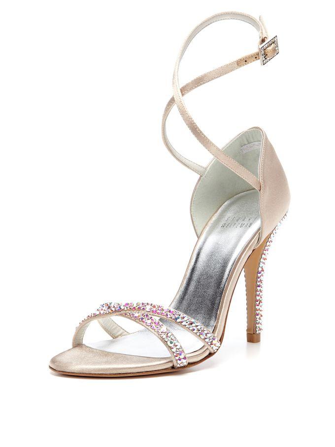 d6b0cc04599 Striptease Sandal from Stuart Weitzman on Gilt