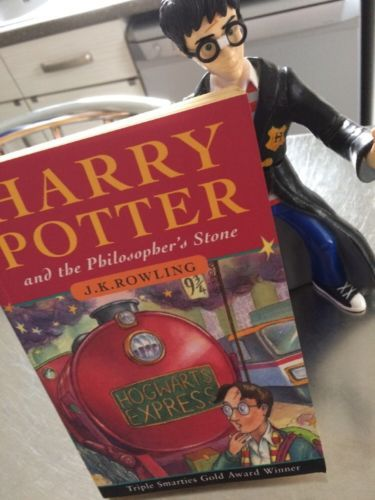 #Harry potter and the #philosophers stone 1st edition print 65 book pb #bloomsbur,  View more on the LINK: 	http://www.zeppy.io/product/gb/2/351879875423/