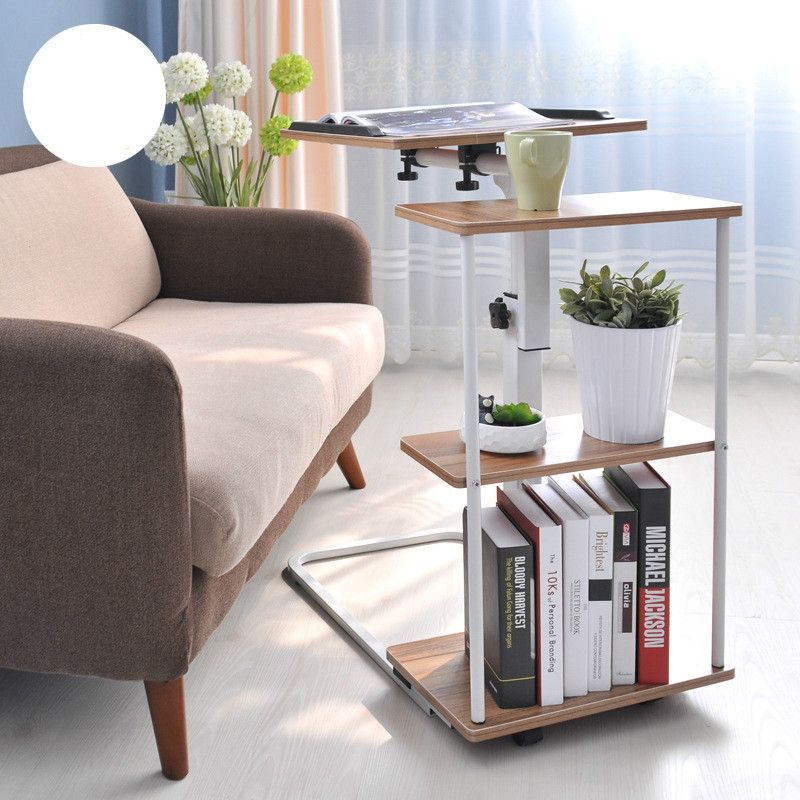 high quality liftable laptop desk modern minimalist bedside table