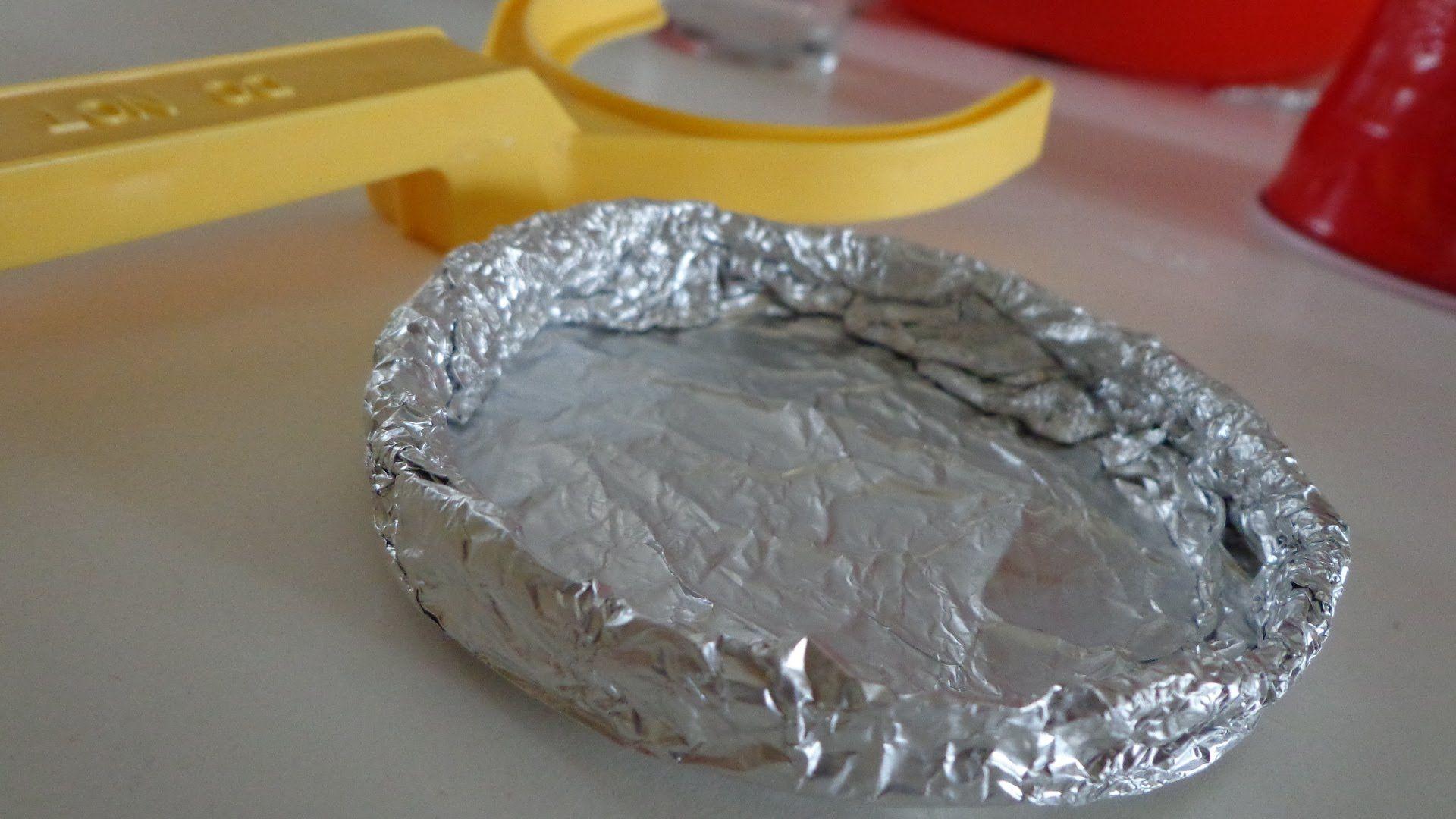 How To Make Easy Bake Oven Foil Pans Easy Bake Oven Pans Easy