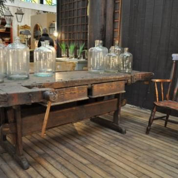 Carpenter's Desk from the 1900's