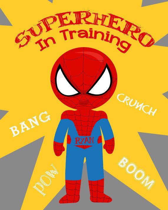 Canvas idea   For Bo   Pinterest   Room, Superhero room and ...