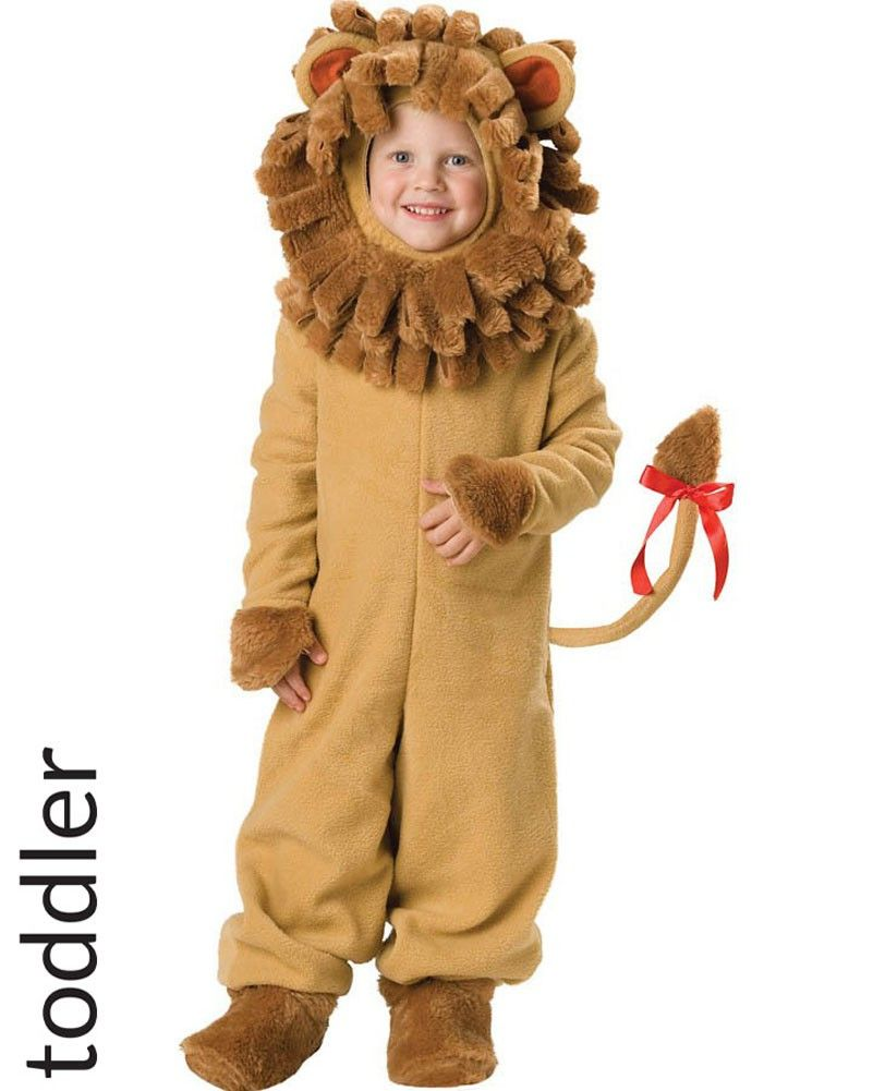 Lil Lion Toddler Costume Костюмы Для Малыша 1f42ad2e8fcc8