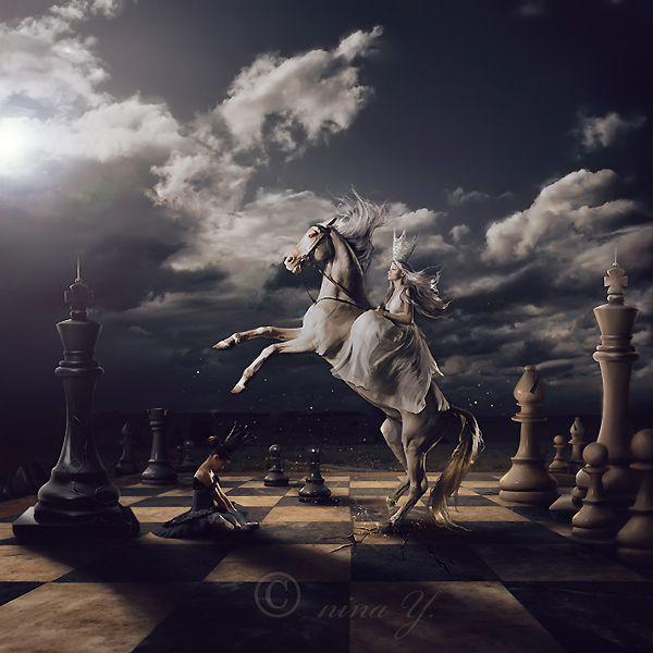 Battlefield By Nina Y On Deviantart Digital Art Art Surreal Art