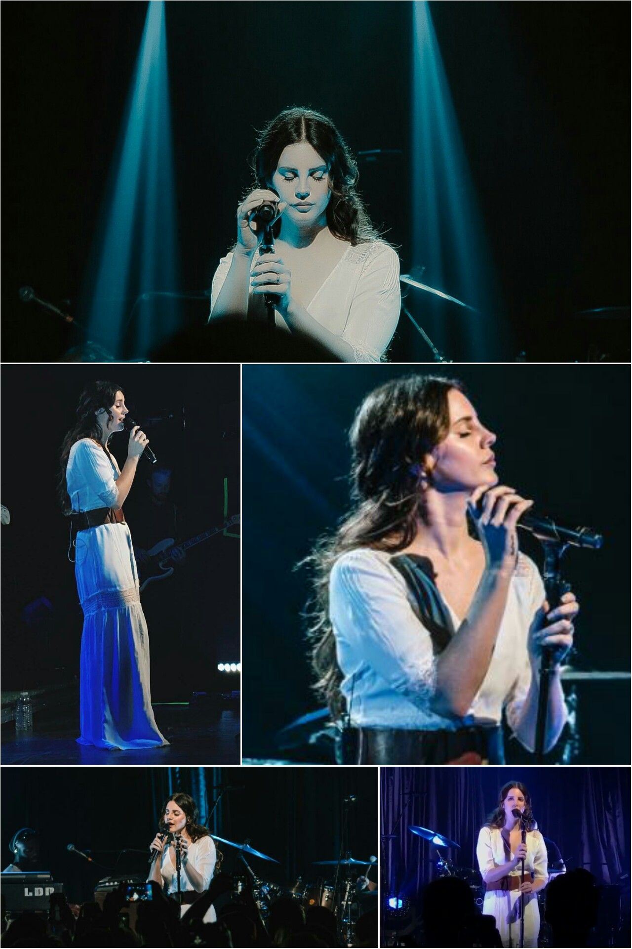 Lana Del Rey performing at SXSW in Austin, TX LDR (With