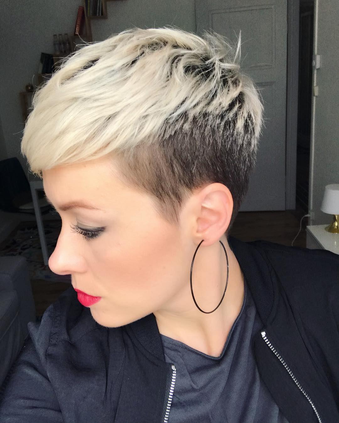Pixiehaircut Instagram Photos And Videos Pixie Haircut