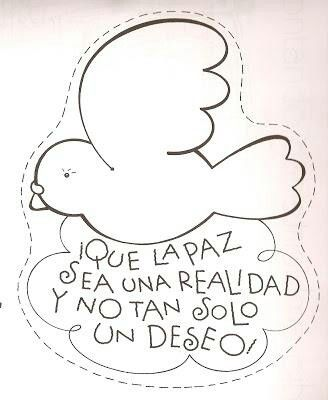 Pin De María Ysabelita En Dia De La Paz Dia De La Paz Dibujos De La Paz Paloma De La Paz