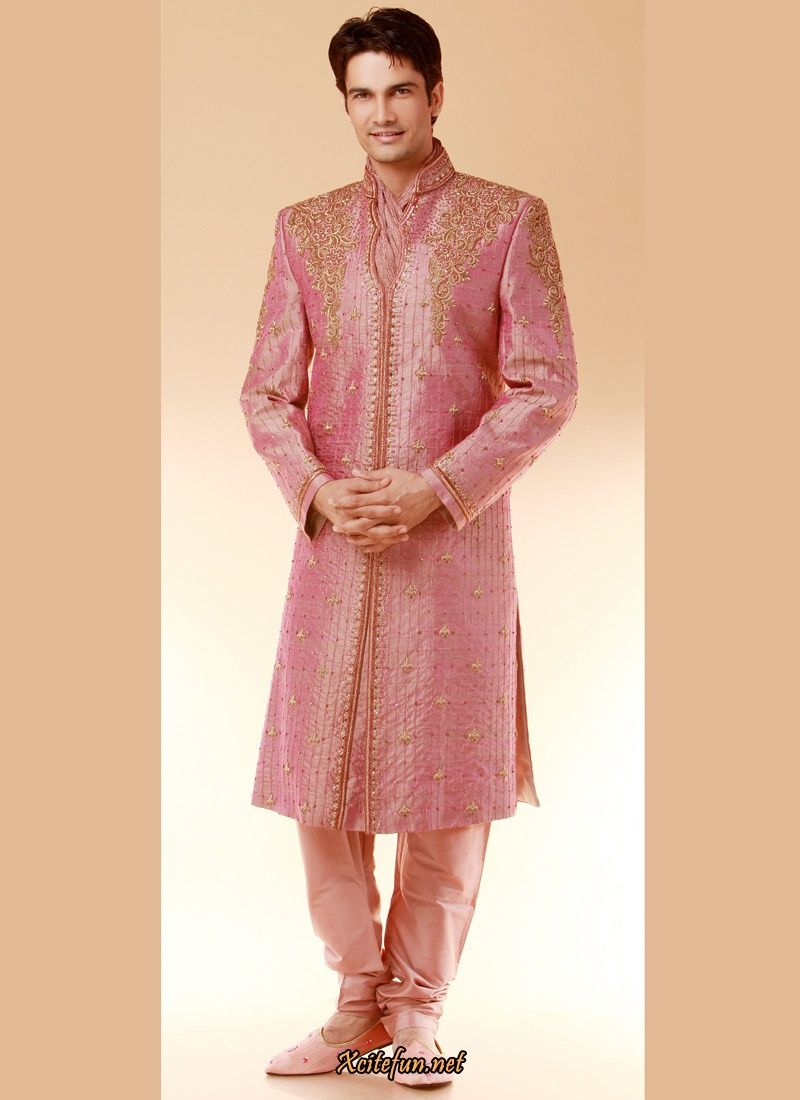 Indian Groom Dress Wedding Sherwanis | Fa$нїоп : Їпdїaп | Pinterest ...