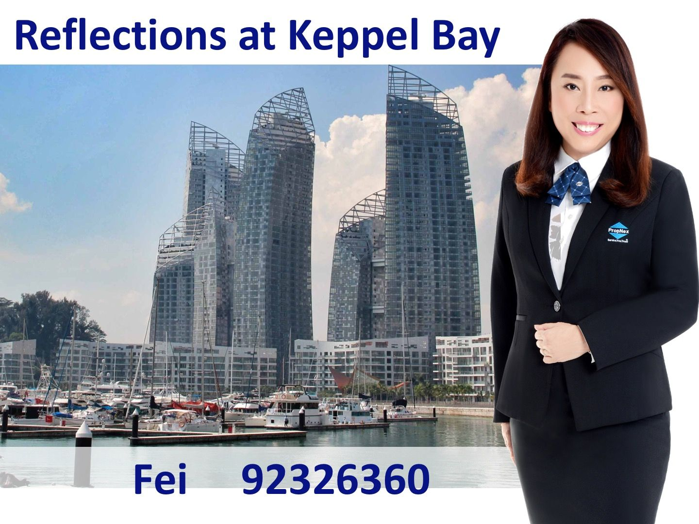 Fei is a Property Agent with the largest Property Agency in