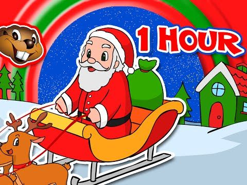 Top 50 Christmas Songs For Kids Compilation Jingle Bells Santa Claus Is Coming To Town Santa Claus Is Coming To Town Kids Christmas Classic Christmas Songs